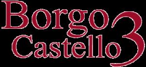 Borgo Castello 3 Logo